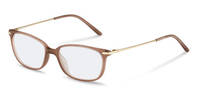 Rodenstock-Korrektionsfassung-R5319-light brown, gold