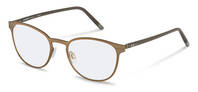Rodenstock-Korrektionsfassung-R8023-light brown, grey