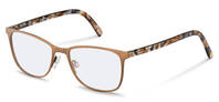rocco by Rodenstock-Korrektionsfassung-RR212-brown, brown structured