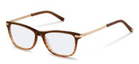 rocco by Rodenstock-Korrektionsfassung-RR432-brown structured
