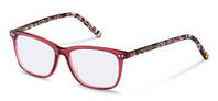 rocco by Rodenstock-Korrektionsfassung-RR444-plum/plumstructured