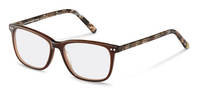 rocco by Rodenstock-Korrektionsfassung-RR444-brown, blue brown structured