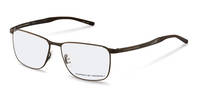 Porsche Design-Korrektionsfassung-P8332-darkbrown