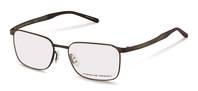 Porsche Design-Korrektionsfassung-P8333-darkbrown