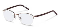 Rodenstock-Korrektionsfassung-R2606-brown, dark brown