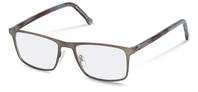 rocco by Rodenstock-Korrektionsfassung-RR209-gun, light blue structured