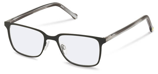 rocco by Rodenstock-Korrektionsfassung-RR210-black, grey structured