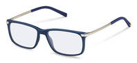 rocco by Rodenstock-Korrektionsfassung-RR438-blue used look, light gun