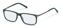 rocco by Rodenstock-Korrektionsfassung-RR438-light green used look, dark gun