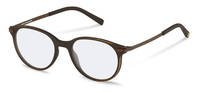 rocco by Rodenstock-Korrektionsfassung-RR439-darkbrownusedlook/brown