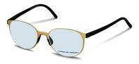 Porsche Design-Korrektionsfassung-P8312-light gold/black