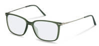 Rodenstock-Korrektionsfassung-R5308-dark green, light gunmetal