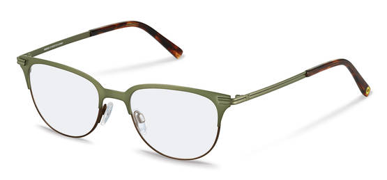 rocco by Rodenstock-Korrektionsfassung-RR204-olive / silver