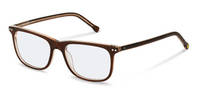 rocco by Rodenstock-Korrektionsfassung-RR433-brown transparent layered