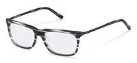 rocco by Rodenstock-Korrektionsfassung-RR435-black structured, black