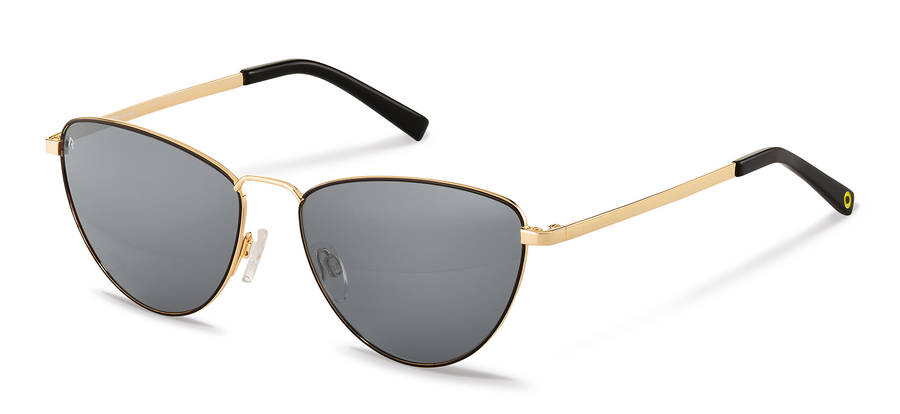 Rodenstock Capsule Collection-Sonnenbrille-RR106-black/gold