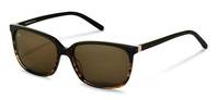 Rodenstock-Sonnenbrille-R3289-brown structured