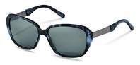 Rodenstock-Sonnenbrille-R3299-dark blue structured, dark gun