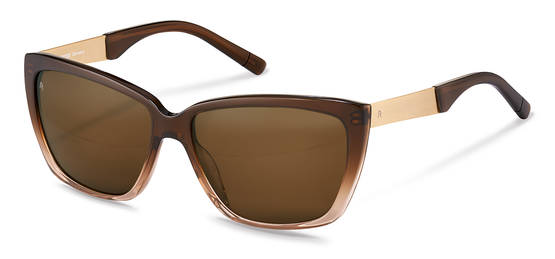 Rodenstock-Sonnenbrille-R3301-brown gradient, gold