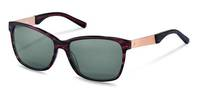 Rodenstock-Sonnenbrille-R3302-purple structured, rose gold