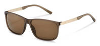 Rodenstock-Sonnenbrille-R3296-light brwon, light gold
