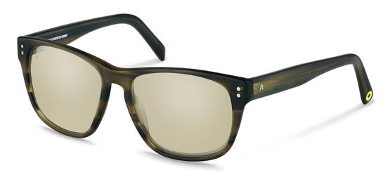 rocco by Rodenstock-Sonnenbrille-RR307-olive structured