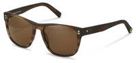 rocco by Rodenstock-Sonnenbrille-RR307-brown structured