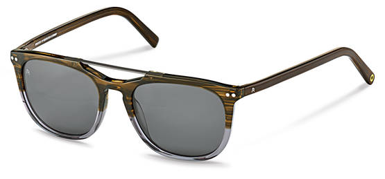rocco by Rodenstock-Sonnenbrille-RR328-brown grey structured