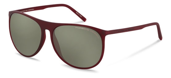 Porsche Design-Sonnenbrille-P8596-red