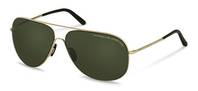 Porsche Design-Sonnenbrille-P8605-light gold