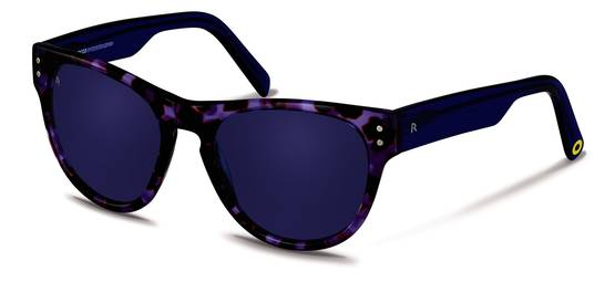 rocco by Rodenstock-Sonnenbrille-RR310-viola structured