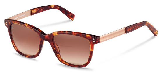 rocco by Rodenstock-Sonnenbrille-RR321-havana, rose gold