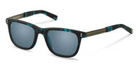 rocco by Rodenstock-Sonnenbrille-RR322-black/turquoise havana