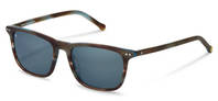 rocco by Rodenstock-Sonnenbrille-RR327-brown blue havana
